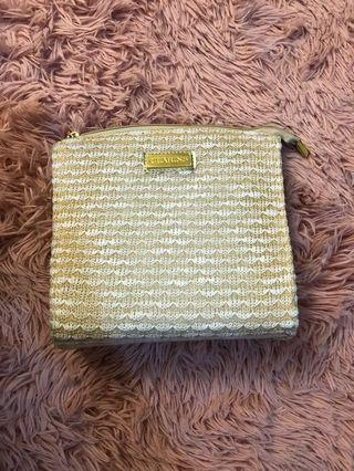 CLARINS make up pouch