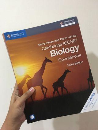 IGCSE Biology Textbook