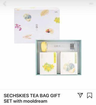 YGSELECT  Outbox + Tea Bag 2sets + Bottle