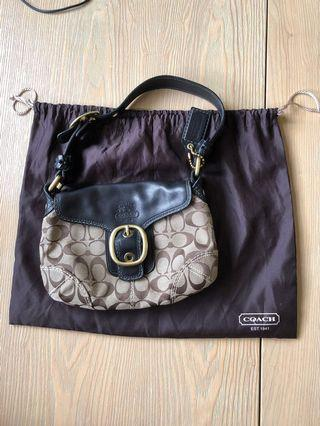 Brand New Vintage Coach Handbag 全新 Coach 手袋 mini handbag 迷你手袋