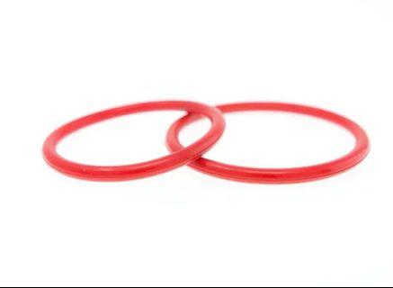 Set of 2 O-rings for Flair Signature and Flair Classic set (original)