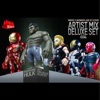 Avengers Age of Ultron Artist Mix (Deluxe Set)
