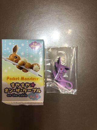Pokemon cable bite 太陽伊貝