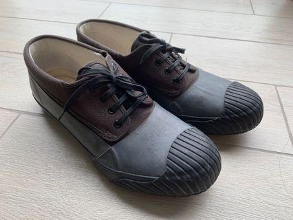 Limited edition moonstar rain shoes handmade in Kurume Japan