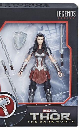 🚚 Marvel Legends: Lady Sif