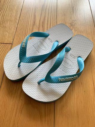 正品全新 Havaianas拖鞋