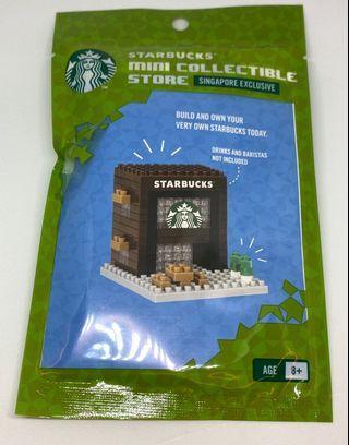 🚚 Starbucks MINI Collectible Store - Singapore exclusive