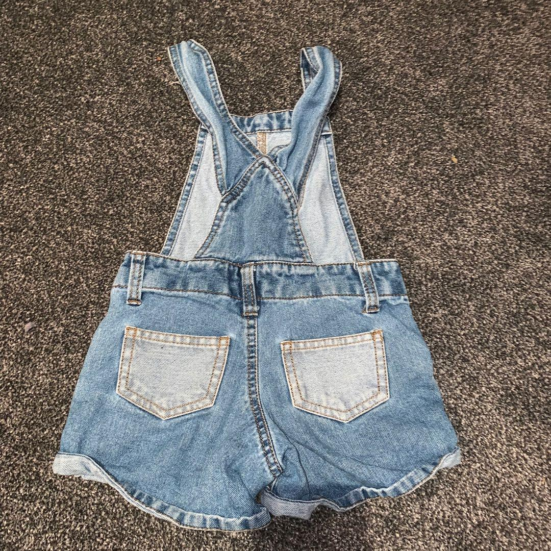 12-18 month overalls