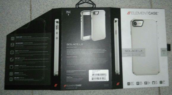 ELEMENT Case (iPhone 7)白色機殼(全新)正貨