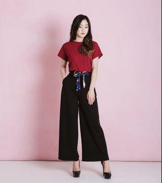 Mixnmax twilly cullote pants