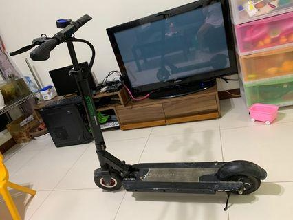 Speed way 3 mini e-scooter