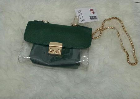 SALE!  H&M mini sling bag