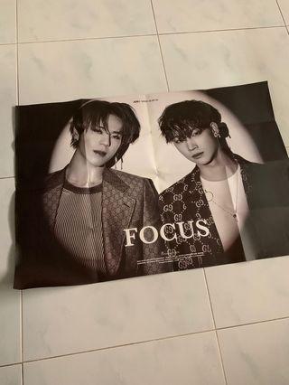 🚚 [GOT7] JUS2 Poster