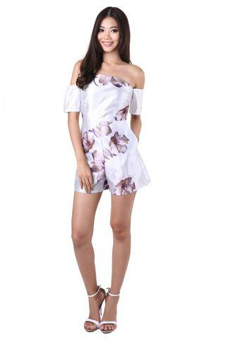 MGP Floral Romper in Size S and M