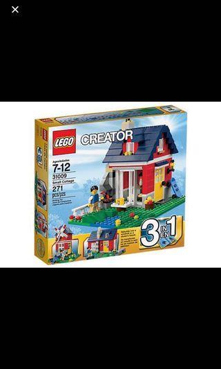 Lego 31009