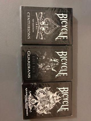 Ellusionist Bicycle Special Decks Collection