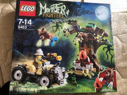 Lego 9463