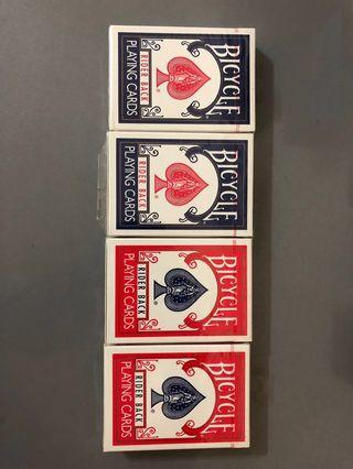 Bicycle Cards for Magic/Poker/Playing
