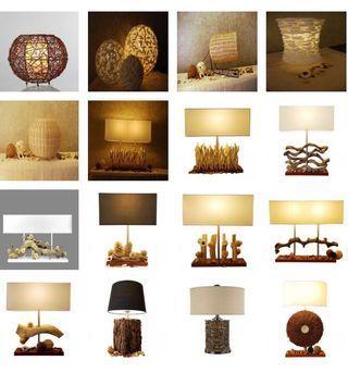 (再減價)木藝燈飾 - 店舖結束營業清倉
