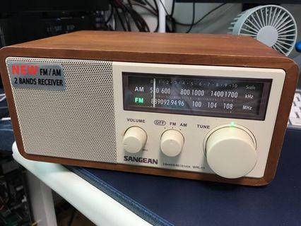 懷舊收音機