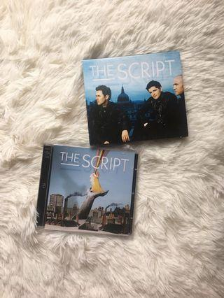 The Script Album Original