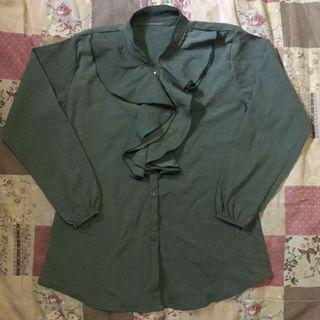 Vintage shirt army