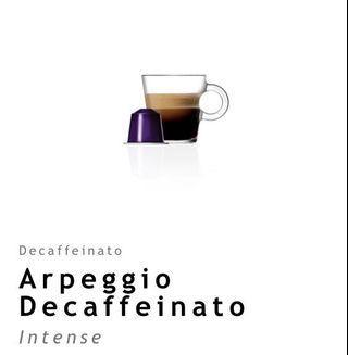 Nespresso - Arpeggio Decaffeinato Capsules