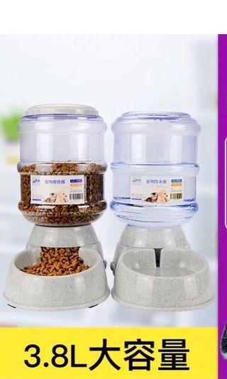 Dog/ Cat auto food feeder