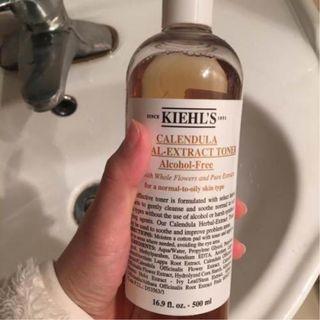 Kiehl's - 金盞花植物精華爽膚水 500ml