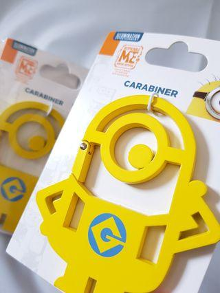 🚚 (BN) Minion Carabiner (from Universal Studios Singapore)