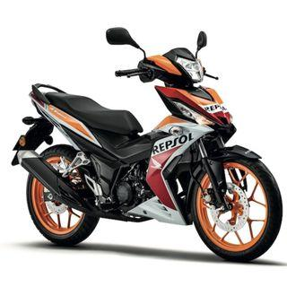 BRAND NEW HONDA RS150