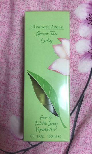 Elizabeth Arden Green Tea Lotus Eau De Toilette Spray Vaporisateur