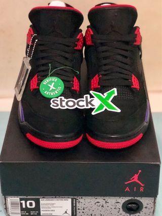 Air Jordan 4 Raptors