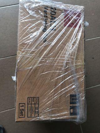 """KDK 20 ALH (25cm/10"""") wall exhaust fan/ ventilating fan"""