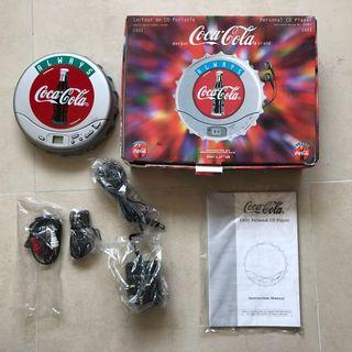 Coca-Cola CD Player