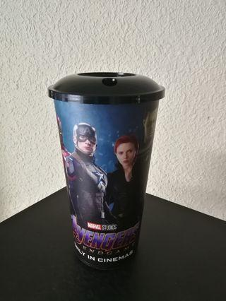🚚 Avengers Drink Cup