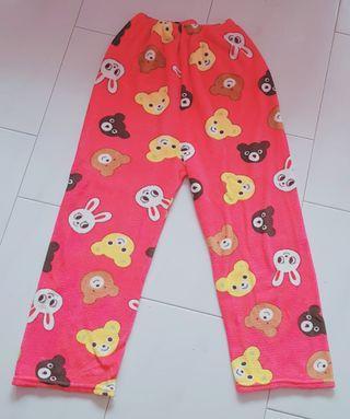 Long Cute Pants 🐰🐻