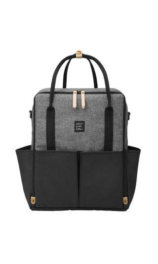 🚚 Petunia Pickle Bottom Inter-Mix Backpack