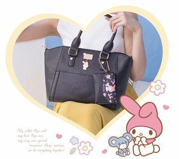 台灣新款Melody手袋💕附送一個細散子包同長帶