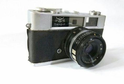 Kamera antik Seagull