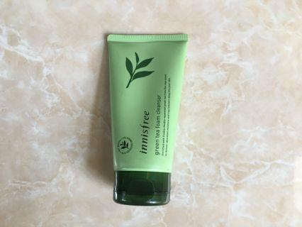 Innisfree Green Tea Cleansing Foam (NEW)