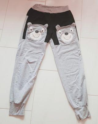 Cute Bear Long Pants 🐻
