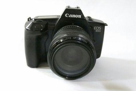 Kamera jadul Canon