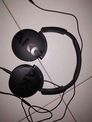 Headset akg harman kardon original