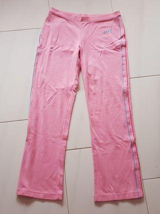 Pink Sports Pants