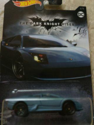 Hot wheels Lamborgini Murcielago Batman