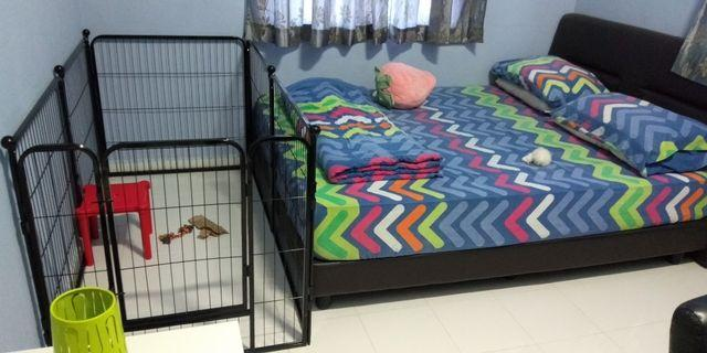 playpen / cage for cats/rabbits/dogs/etc