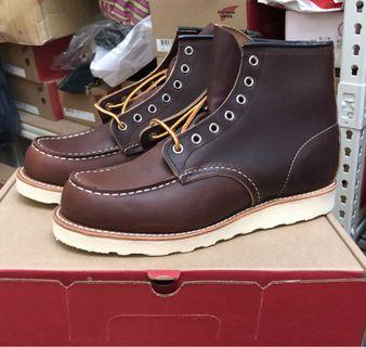Original Redwing Red wing shoes 8138 Briar Oil Slick