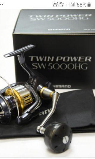 🚚 Twinpower 5000HG