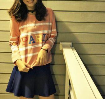sweater pink PARIS